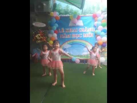 Lễ Khai Giảng Năm Học 2020-2021 ||  nhảy hiện đại Chồi