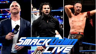 Nonton JINDER MAHAL Segment in Hindi | WWE Smackdown 31/10/2017 Highlights HD - WWE Smackdown 31 October | Film Subtitle Indonesia Streaming Movie Download