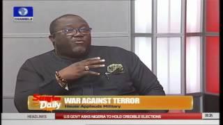 Boko Haram: PDP Member Explains Why President Slowed Down Pt.2