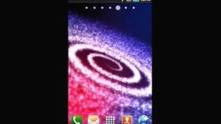 Milky Way Galaxy Core LWP YouTube video