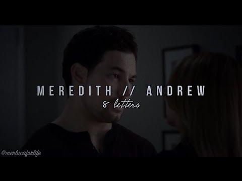Meredith & Andrew (Merluca) // 8 letters