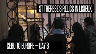 Lisieux France  city photo : Filipinos go to LISIEUX, FRANCE!— Filipinos in Europe Day 3