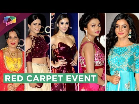 5th Colors Golden Petal Awards RED CARPET Event |
