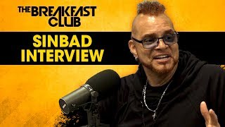 Video Sinbad On Mo'Nique, His Distaste For Justin Timberlake + More MP3, 3GP, MP4, WEBM, AVI, FLV Oktober 2018