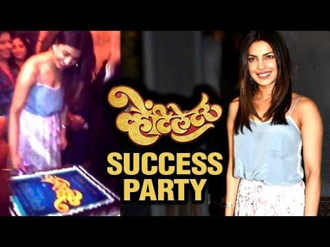 Priyanka Chopra Celebrates The Success Of Ventilat