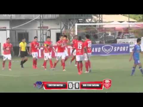 TERO TV Goalhighlight Custom United 1-2 BEC-TERO SASANA TLC2015