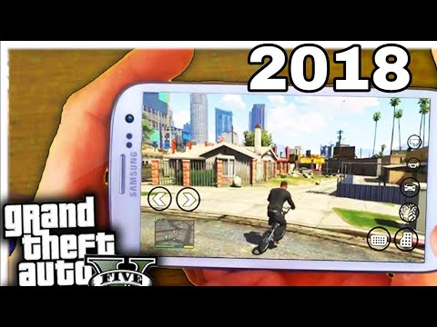 How To Download GTA 5 Android | 2018
