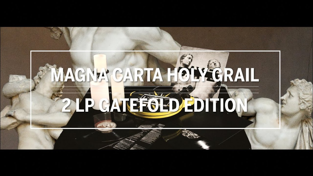 JAY Z Releases 'Magna Carta… Holy Grail' On Vinyl With Hidden Track