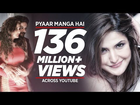 Video PYAAR MANGA HAI Video Song | Zareen Khan,Ali Fazal | Armaan Malik, Neeti Mohan  | Latest Hindi Song download in MP3, 3GP, MP4, WEBM, AVI, FLV January 2017