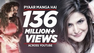 Video PYAAR MANGA HAI Video Song | Zareen Khan,Ali Fazal | Armaan Malik, Neeti Mohan  | Latest Hindi Song MP3, 3GP, MP4, WEBM, AVI, FLV September 2018