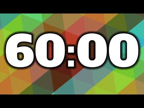 60 Minute Timer