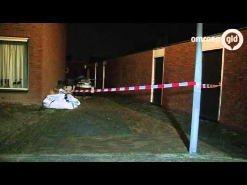 Twee gewonden steekpartij Troelstrastraat Didam