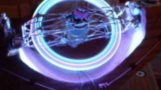 Spinning RGB LED Ball II