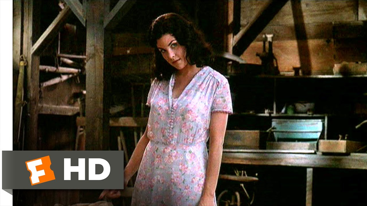 Of Mice and Men (3/10) Movie CLIP – Curley's Wife Seduces George (1992) HD