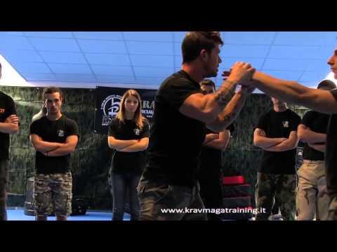 以色列格鬥術教程 3秒鐘快速解決戰鬥