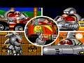 Sonic The Hedgehog 2  All Bosses No Damage