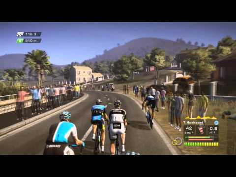 Le Tour De France - Ever wanted a minigame where you inject testosterone into your ass? Well unfortunately this game will fail all expectations although it is quite funny to pla...