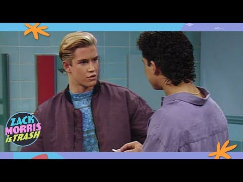 The Time Zack Morris Narc'd On A Friendly Movie Star For Smoking Weed