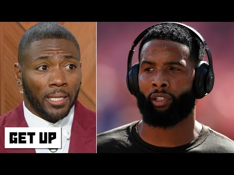 Video: OBJ to continue wearing $189K watch during games despite NFL rules | Get Up
