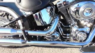 9. 2007 Harley-Davidson Softail Deluxe