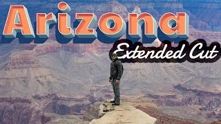 Extended Cut - Arizona - #VulcanS Adventures w/ Alex Chacon