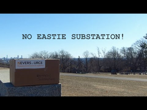 Neversource - No Eastie Substation