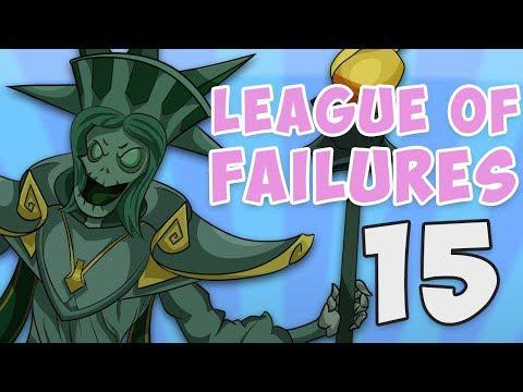 League of Failures #15 (видео)