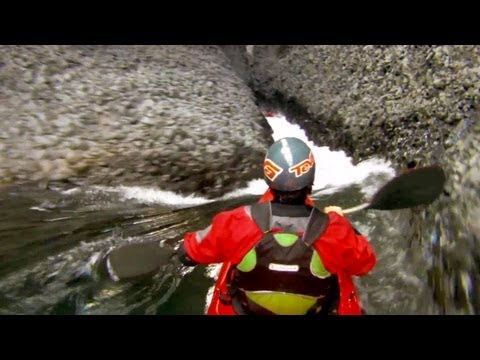 GoPro HD HERO camera: Kayak Chute