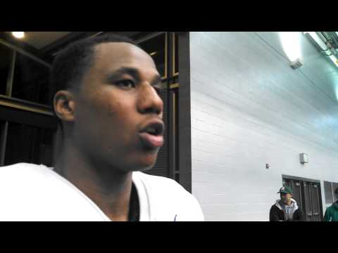 Marcus Peters Interview 4/17/2014 video.