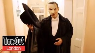 For more behind-the-scenes videos from London theatres, go to http://www.timeout.com/behindthescenes There are few West End productions as tenacious as ...
