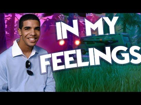 Drake - In My Feelings (Fortnite Battle Royale Parody)