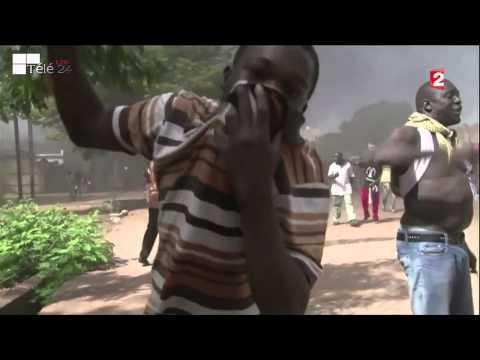 TÉLÉ 24 LIVE: Le Burkina s'enflamme contre le régime Compaoré