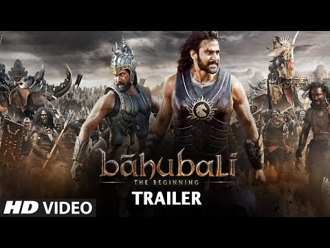 Baahubali Telugu Movie Official Trailer | Watch Baahubali Movie Teaser Online
