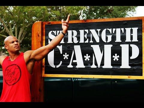 """Strength Camp Challenge"" 2015 High Lights (Big Brandon ..."