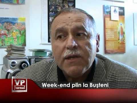 Week-end plin la Centrul Cultural Aurel Stroe din Buşteni