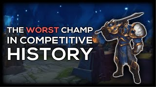 Video Garen: A History of The Worst Champion In League of Legends MP3, 3GP, MP4, WEBM, AVI, FLV Agustus 2019