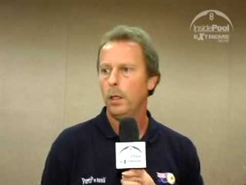 Earl Strickland and Daryl Peach - Controversy at Mosconi Cup