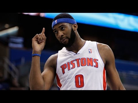 Andre Drummond Top 10 Dunks