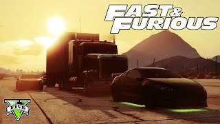 Nonton GTA 5 FAST & FURIOUS Special LiveStream!!! - Epic GTA 5 Stunts, Jumps Racing! - GTA 5 FAST & FURIOUS Film Subtitle Indonesia Streaming Movie Download