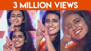 Video Oru Adaar Love Teaser Version Live Priya Varrier Gun Kiss At Kochi Lulu Mall MP3, 3GP, MP4, WEBM, AVI, FLV Februari 2018