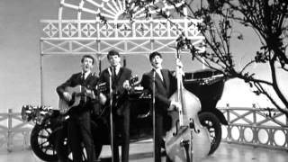 The Irish musical group The Bachelors, singtwo of their hits, mid 60's TV variety show.