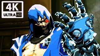 Video RYU HAYABUSA vs YAIBA KAMIKAZE (Yaiba Ninja Gaiden Z) Fight Scenes 4K 60FPS Ultra HD MP3, 3GP, MP4, WEBM, AVI, FLV Februari 2019