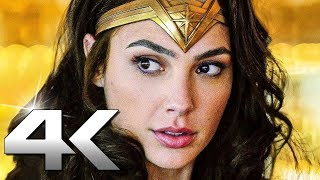 WONDER WOMAN 2 Trailer (4K Ultra HD) 2020 by Fresh Movie Trailers