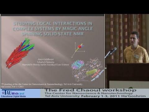 Untersuchung lokaler Wechselwirkungen in komplexen Systemen