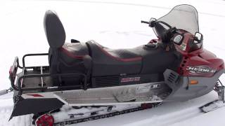 8. Arctic Cat Bearcat WT 660 turbo VIDEO 1