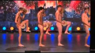 Naked Dance - Sweden's Got Talent