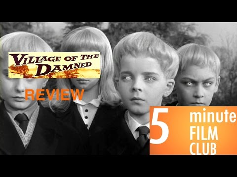 5MFC: 'The Village Of The Damned' (1960) Review
