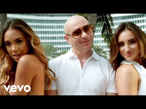 Sexy Beaches - Pitbull  (Video)