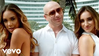 Pitbull Ft. Chloe Angelides Sexy Beaches pop music videos 2016