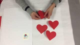 Sevgi Günü kafası diye bir şey duymadıysanız bizden size eğlenceli ve komik bir etkinlik önerisi. Kolay kalp çizme yöntemiyle kartona çizip kesiyoruz, elde ettiğimiz kalplerin ortasına ikişer çizik atıp şerit kağıt geçiriyoruz. Hem basit hem eğlenceli bu aktivite sonrasında miniklerin vereceği komik pozları görmek için sabırsızlanıyoruz. Bizlerle de paylaşırsanız çok seviniriz, şimdiden ellerinize sağlık :) Gerekli Malzemeler:- Kırmızı ve beyaz karton- Makas- Kalem- Bant (Kolay kalp çizebilmek için)- YapıştırıcıAbone Olmak için / Click to subscribe:http://goo.gl/lDRC88Resmi Kanallar / Official Links:http://www.kidolindo.comhttp://facebook.com/Kidolindo/http://instagram.com/kidolindocomhttp://twitter.com/kidolindocomhttp://pinterest.com/kidolindo/